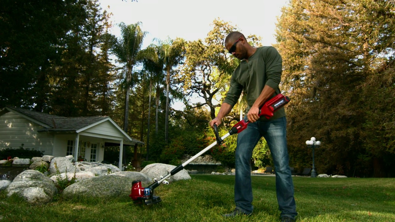 How to select your trimming line for lawn or garden?