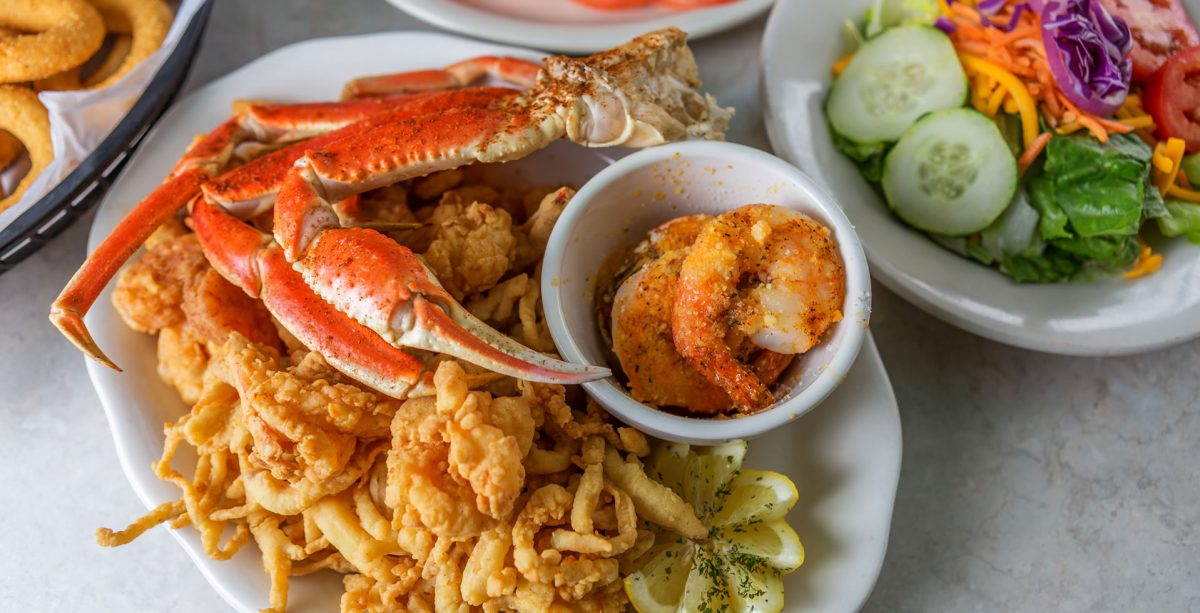 Choosing The Best Seafood Restaurant