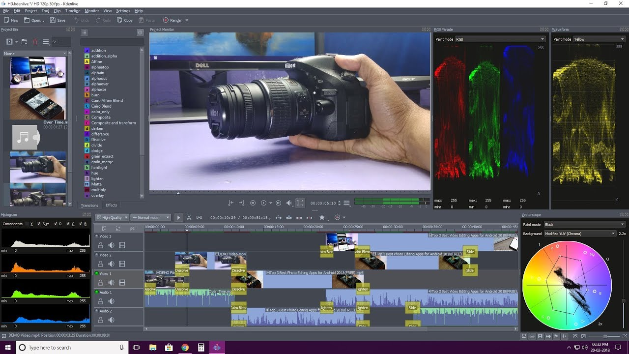 Free Windows Video Editor – Download It Now!