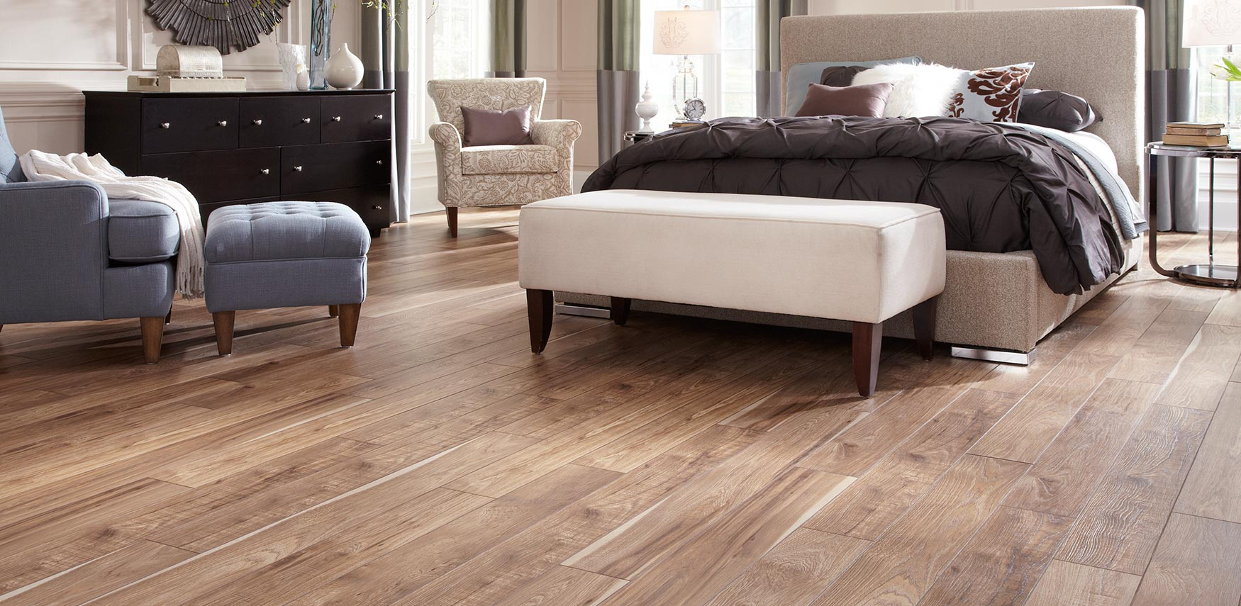 Superior Quality Luxury Vinyl Planks for your Home