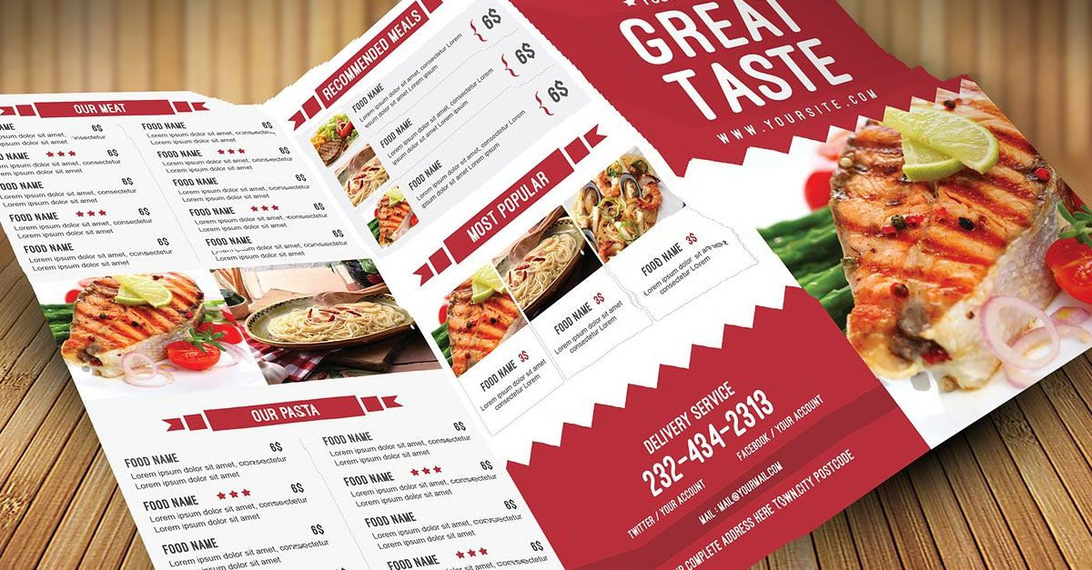What You Need to Know About Designing Restaurant Menus