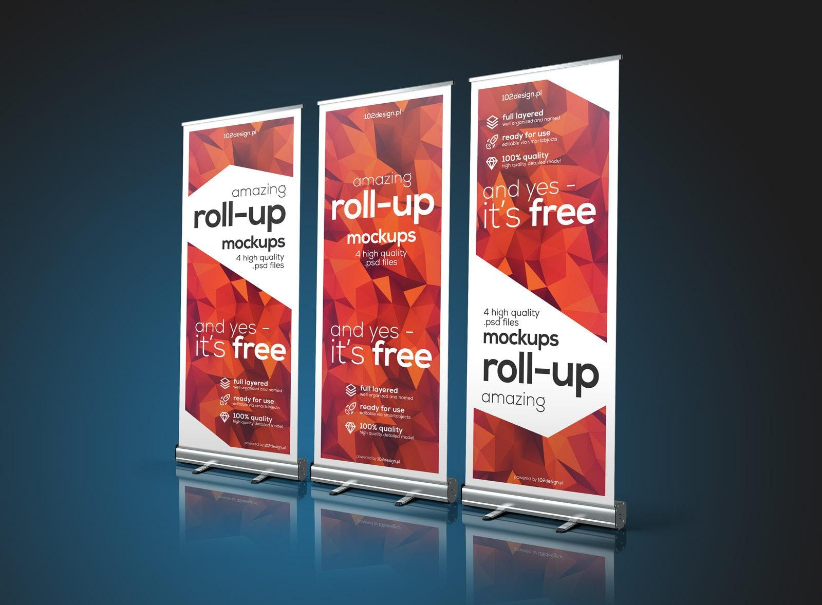 How does pull up banners effect business growth?
