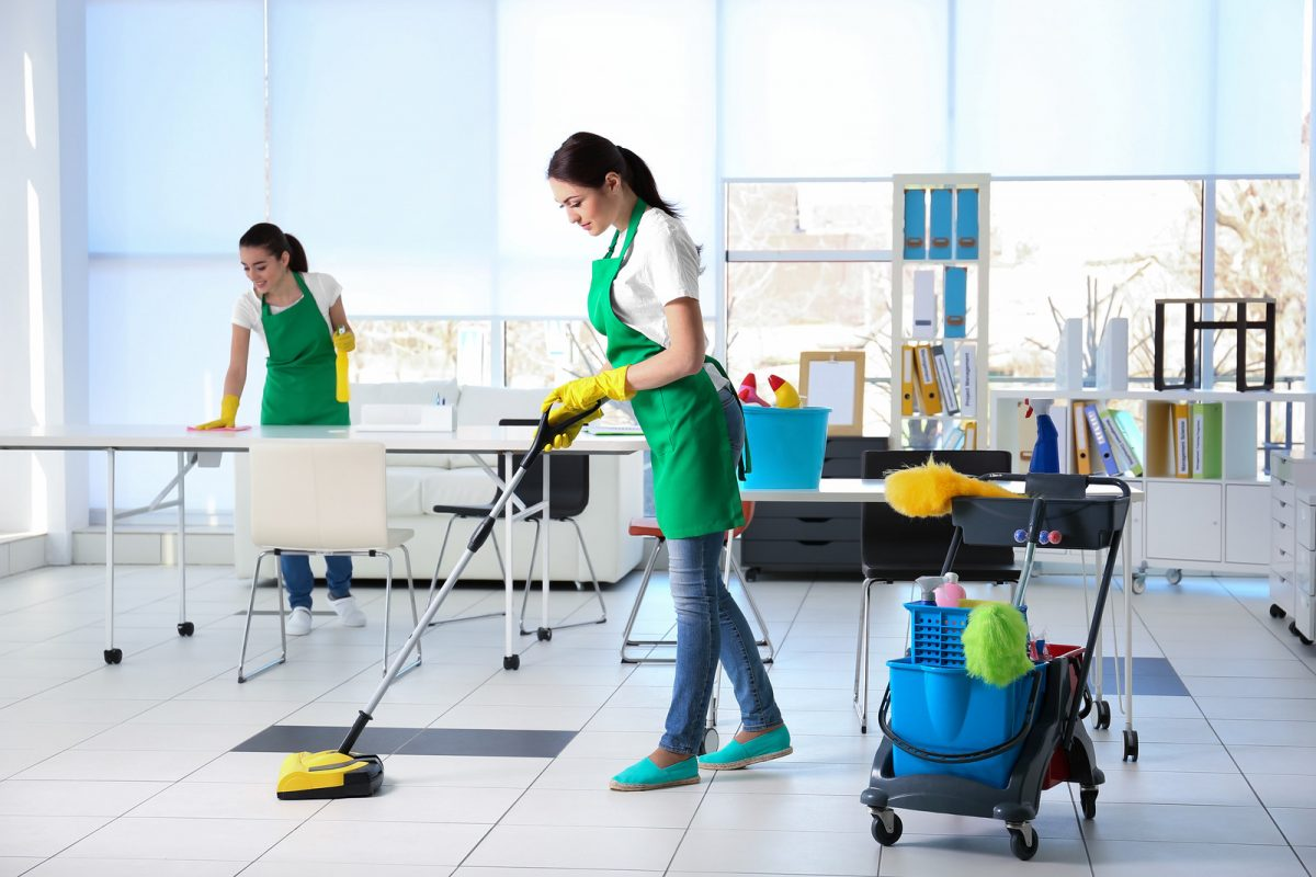 Professional office cleaning services singapore