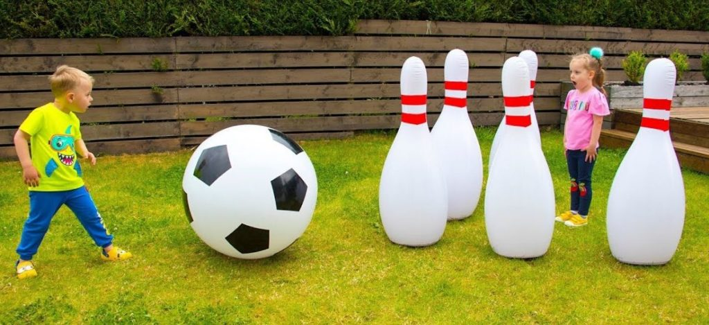 Benefits and examples of outdoor games