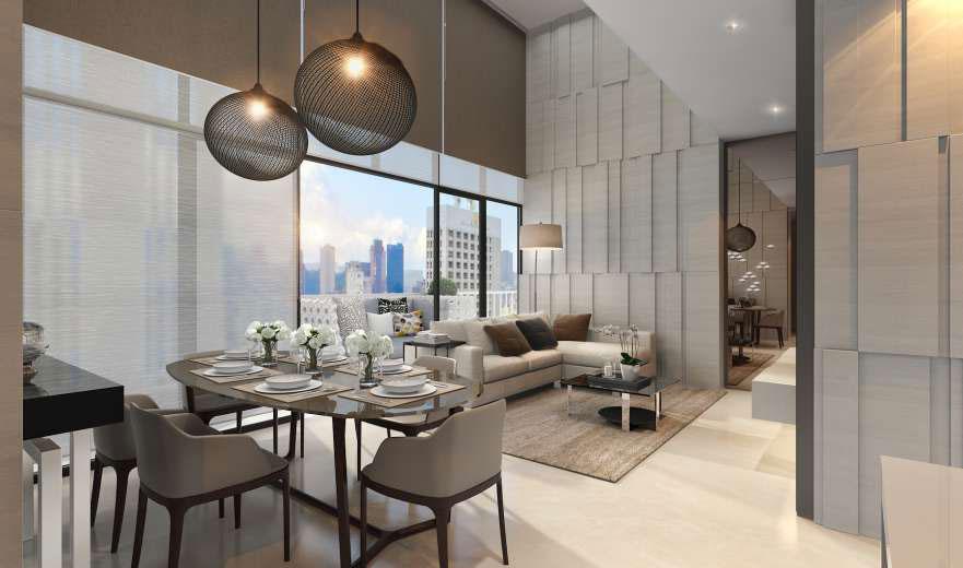 best interior design in Singapore