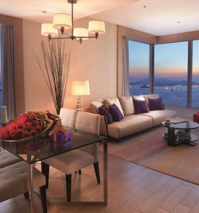luxury service apartments
