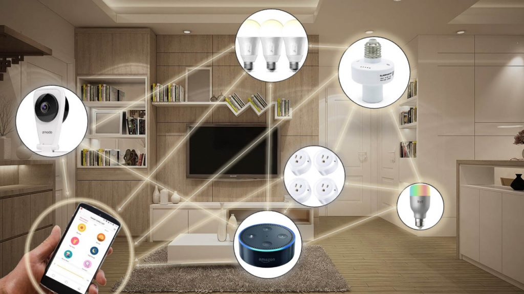 Modernize Your Home with Smart Home Automation System