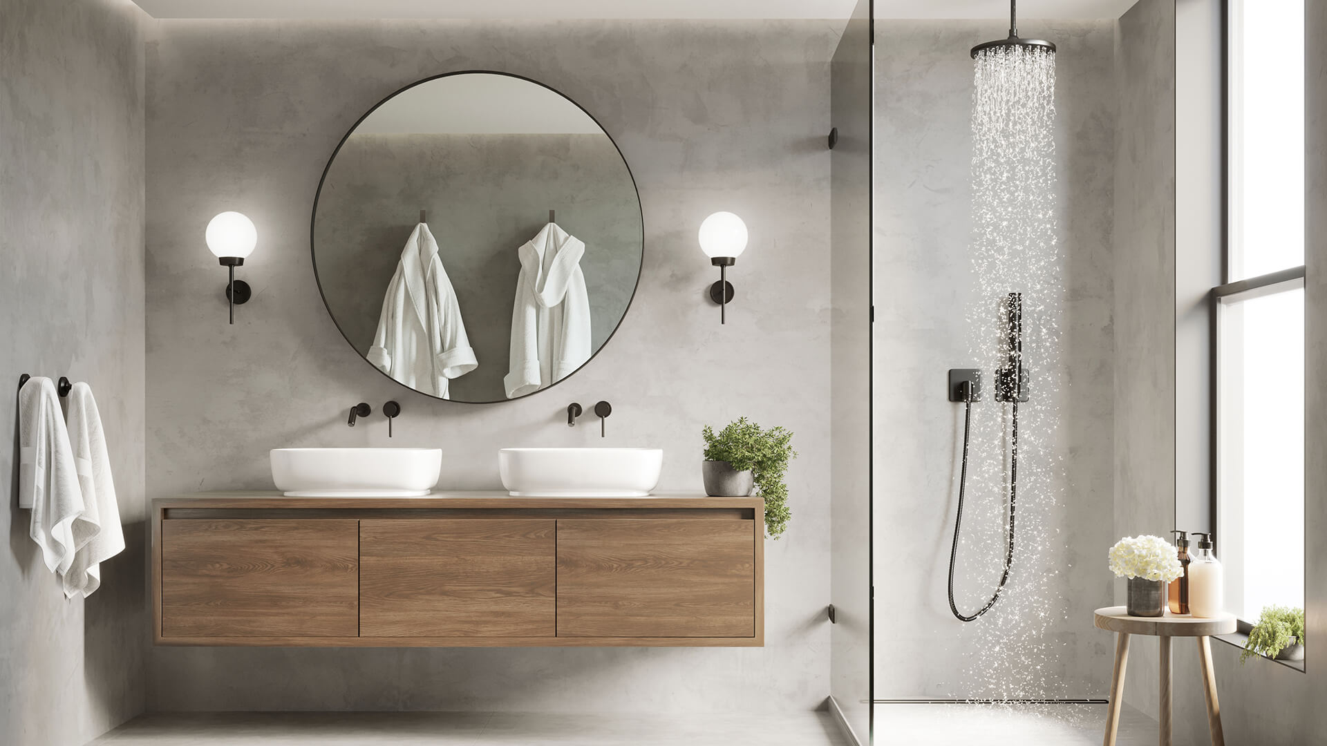 Have Top Class Bathroom Ideas In Bloomington, IL And Place Luxurious Accessories Inside