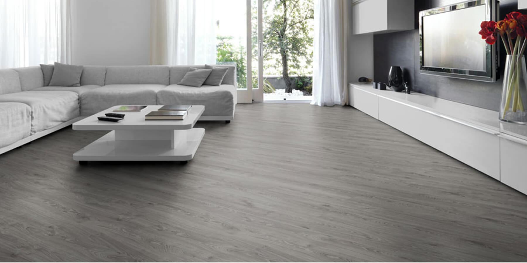 Why do most people choose vinyl flooring?