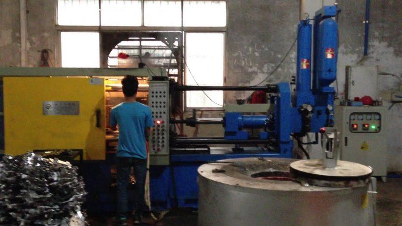 Working Procedure Of Aluminium Die Casting Company In Malaysia