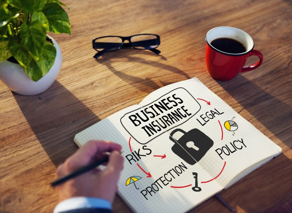Business Insurance Thinking Strategy Planning