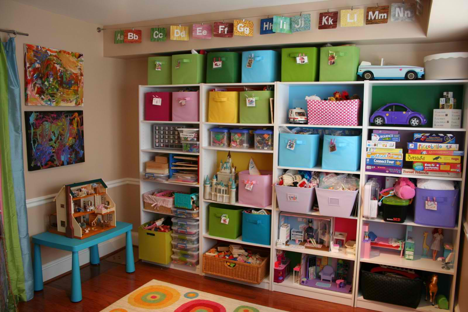 Know how to get the best toy storage things